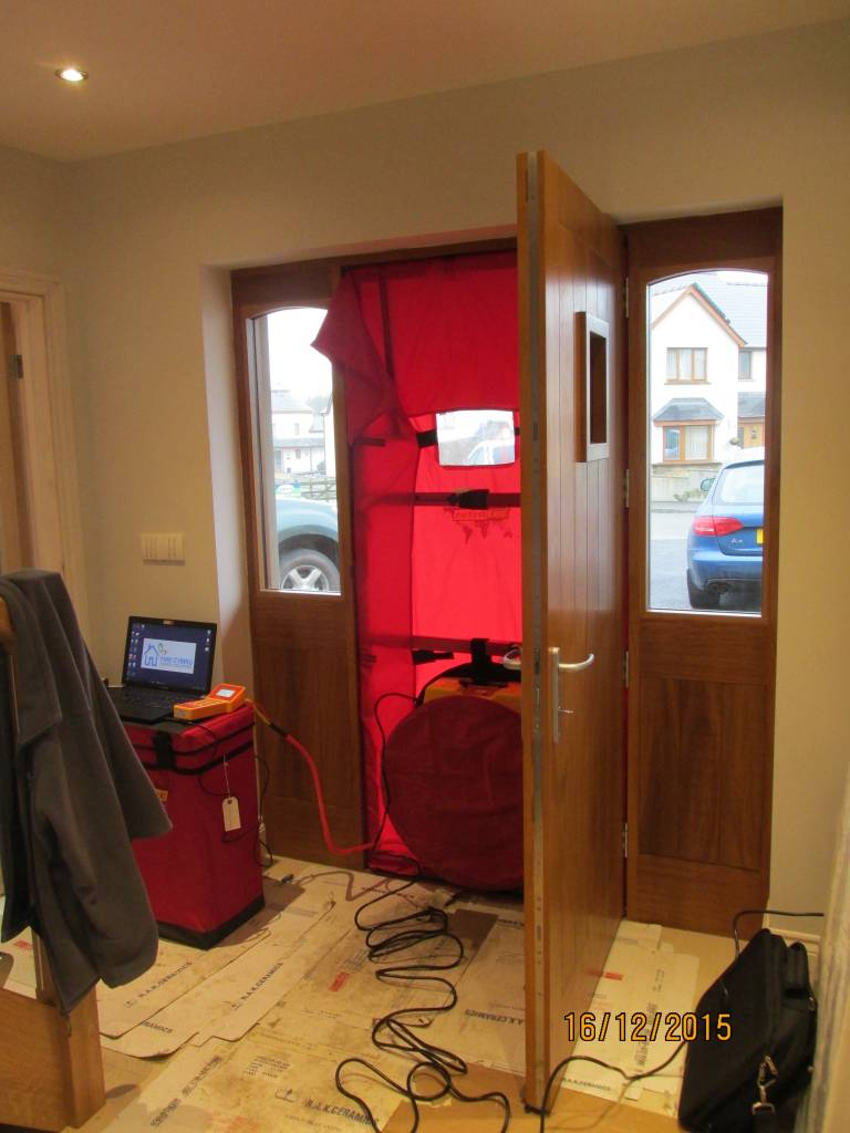 Latest Air Tightness Testing Regime Image